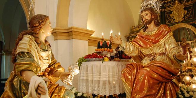 Arrepentimiento y Perdón de María Magdalena