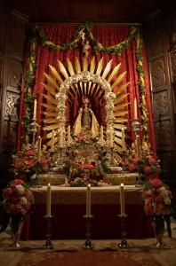 Altar Mayos