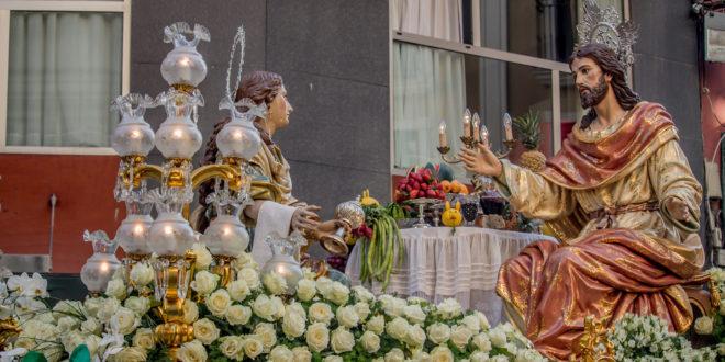 Arrepentimiento y Perdón de María Santísima Magdalena