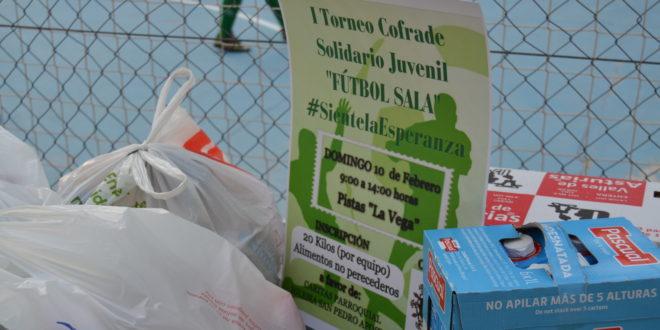 I Torneo Cofrade Solidario #SienteLaEsperanza